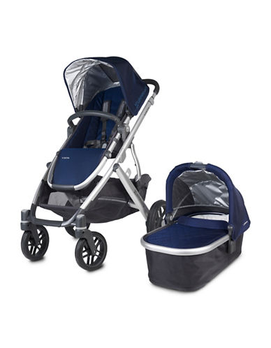 Uppababy Taylor Vista Stroller-BLUE-One Size