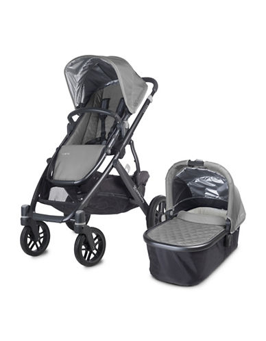 Uppababy Pascal Vista Stroller-GREY-One Size