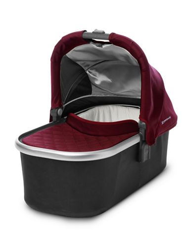 Uppababy Vista Dennison Cruz Bassinet-RED-One Size
