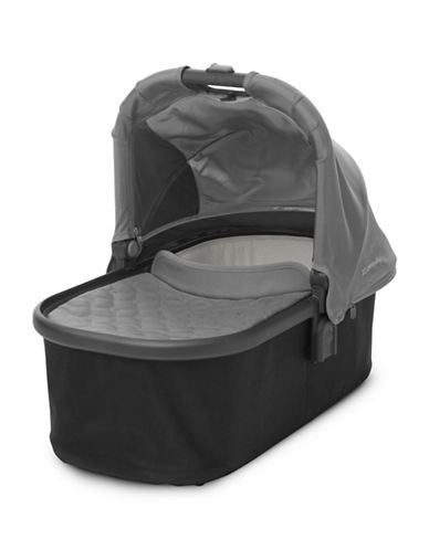 Uppababy Vista Cruz Pascal Bassinet-SILVER-One Size