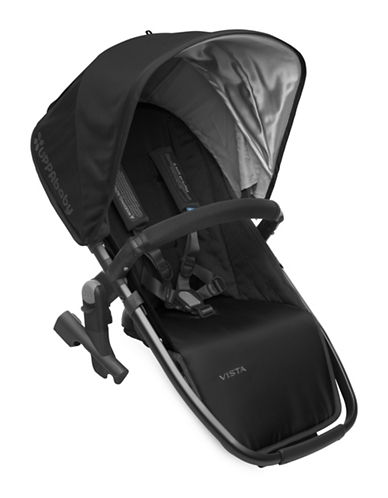 Uppababy Vista Jake Rumble Seat-BLACK-One Size