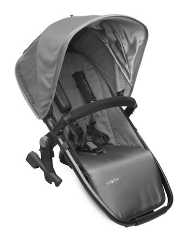 Uppababy Pascal Rumble Seat-SILVER-One Size