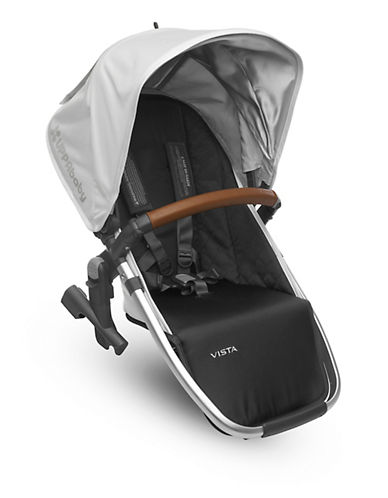 Uppababy Vista Loic Rumble Seat-WHITE-One Size