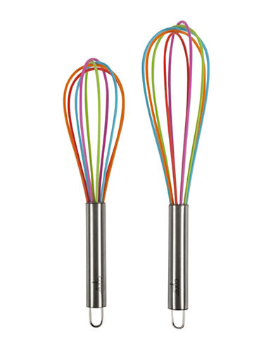 Core Home Two-Piece Rainbow Whisk Set-MULTI-One Size