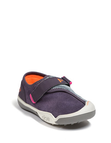 Plae Cam Ruched Shoes-DEEP PURPLE-1