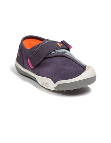 Plae Cam Textured Sneakers-PURPLE-11