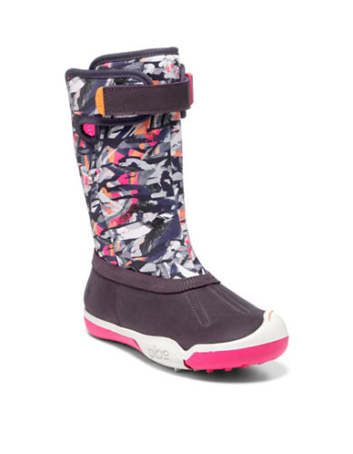 Plae Thandi Waterproof Boots-PURPLE-12