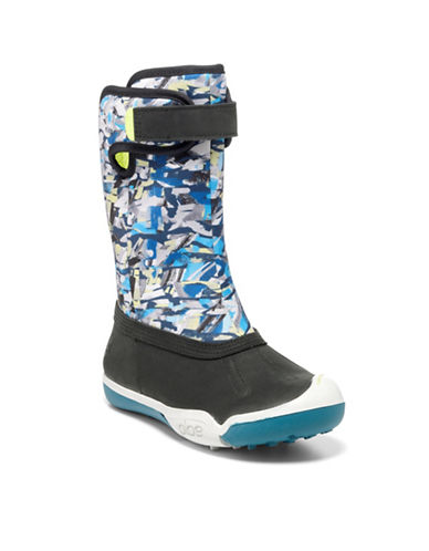 Plae Thandi Waterproof Boots-BLUE-8