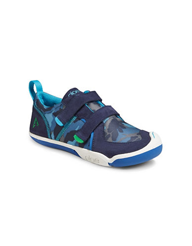 Plae Ty Camo Sneakers-BLUE-1