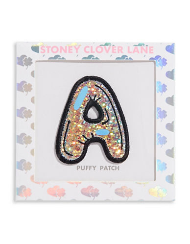 Stoney Clover Lane Sequin Letter Sticker Patch-A-One Size