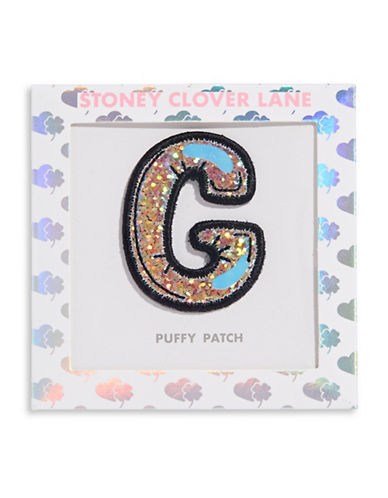 Stoney Clover Lane Sequin Letter Sticker Patch-G-One Size