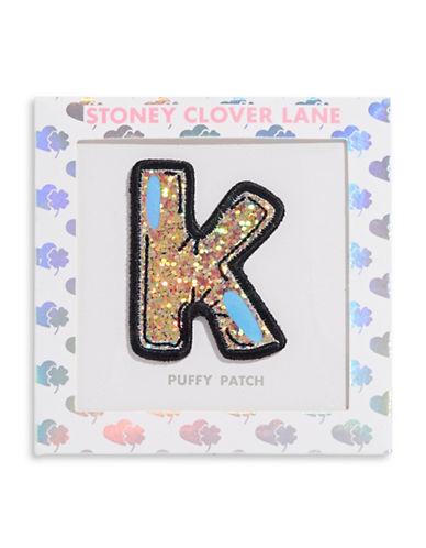 Stoney Clover Lane Sequin Letter Sticker Patch-K-One Size