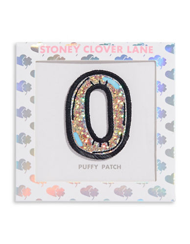 Stoney Clover Lane Sequin Letter Sticker Patch-O-One Size