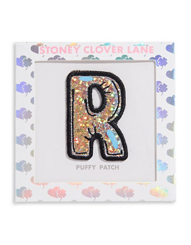 Stoney Clover Lane Sequin Letter Sticker Patch-R-One Size