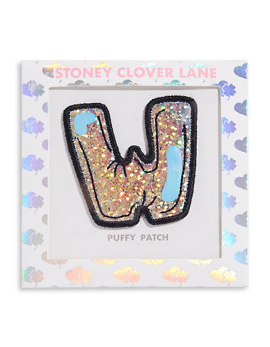 Stoney Clover Lane Sequin Letter Sticker Patch-W-One Size
