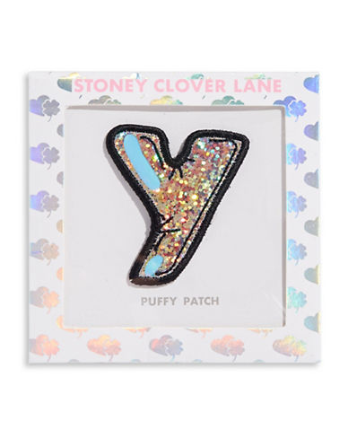 Stoney Clover Lane Sequin Letter Sticker Patch-Y-One Size