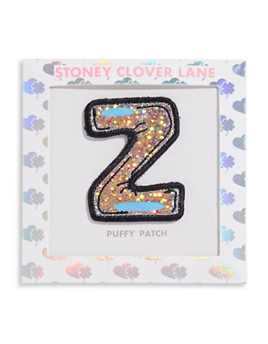 Stoney Clover Lane Sequin Letter Sticker Patch-Z-One Size