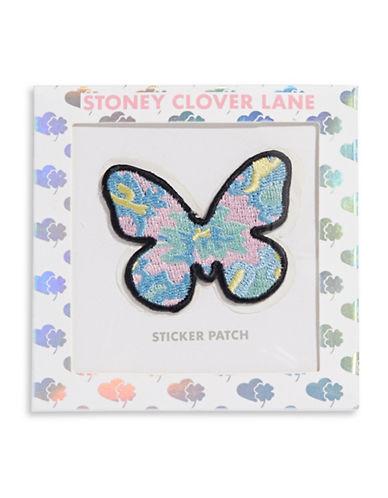 Stoney Clover Lane Butterfly Sticker Patch-MULTI-One Size