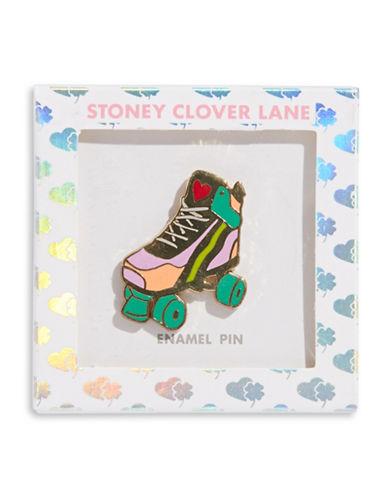 Stoney Clover Lane Rollerskate Pin-MULTI-One Size