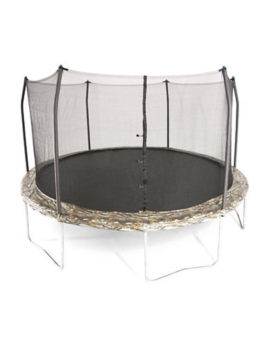 Skywalker Trampolines 15ft Round Camouflage Trampoline-MULTI-One Size