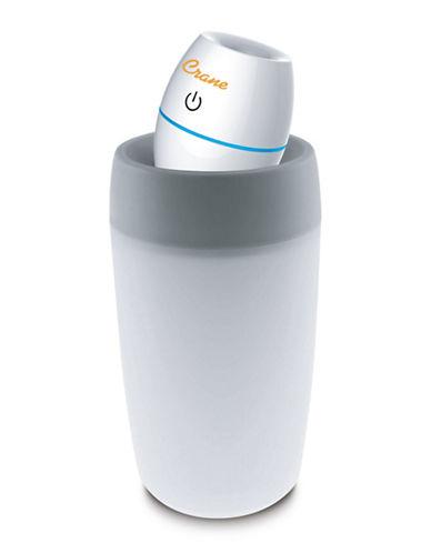 Crane Ultrasonic Cool Mist Portable Humidifier-WHITE-One Size