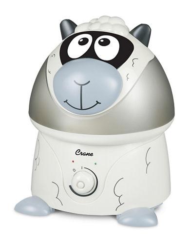 Crane Ultrasonic Cool Mist Sheep Humidifier-WHITE-One Size