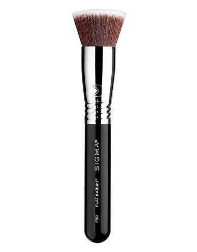 Sigma Beauty F80 - Flat Kabuki Brush-NO COLOUR-One Size
