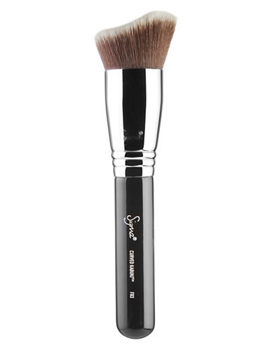 Sigma Beauty F83 Curved Kabuki Brush-NO COLOR-One Size