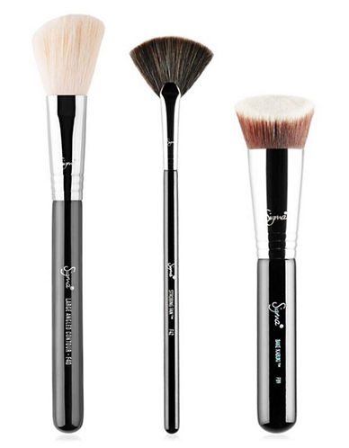 Sigma Beauty It Girl Three-Piece Brush Set-NO COLOR-One Size