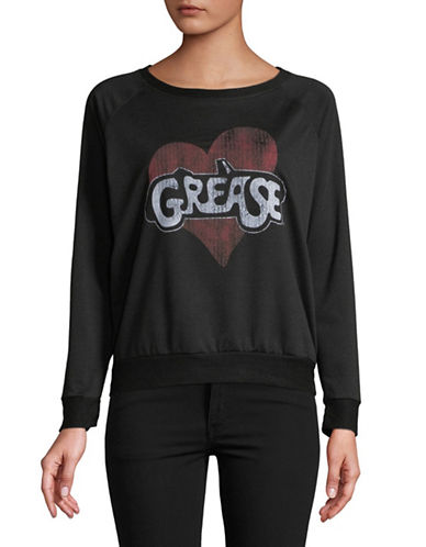 Prince Peter Collections Love Grease Sweatshirt-BLACK-Medium 89786467_BLACK_Medium