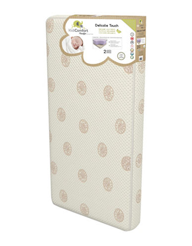 Kidicomfort Delicate Touch Mattress-MULTI-One Size