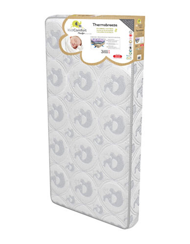 Kidicomfort ThermoBreeze Baby Mattress-MULTI-One Size
