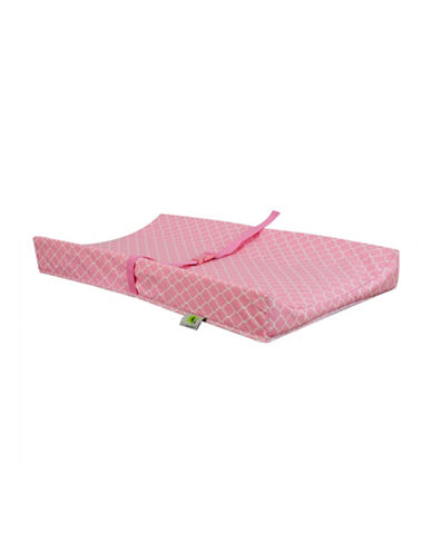 Kidicomfort Quattrofoil Changing Pad-PINK-One Size