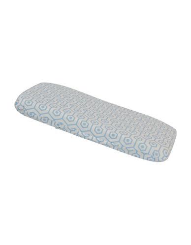 Kidicomfort Hexagone Padded Pillow-BLUE-One Size