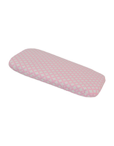 Kidicomfort Diamond Padded Pillow-PINK-One Size