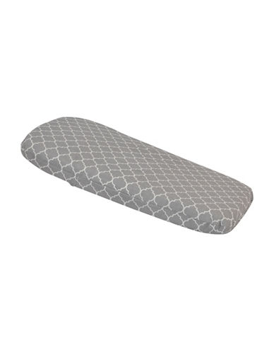 Kidicomfort Quattrofoil Padded Pillow-GREY-One Size