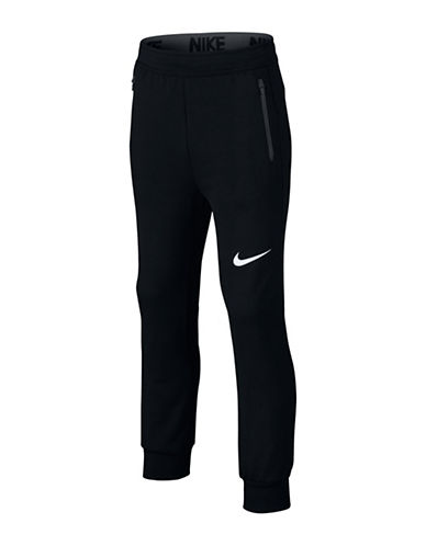 Nike Hyper Dry Fleece Pants-BLACK-Small 88909929_BLACK_Small