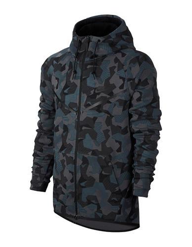 Nike Sportswear Tech Fleece Windrunner Hoodie-ANTHRACITE-XX-Large 88832800_ANTHRACITE_XX-Large