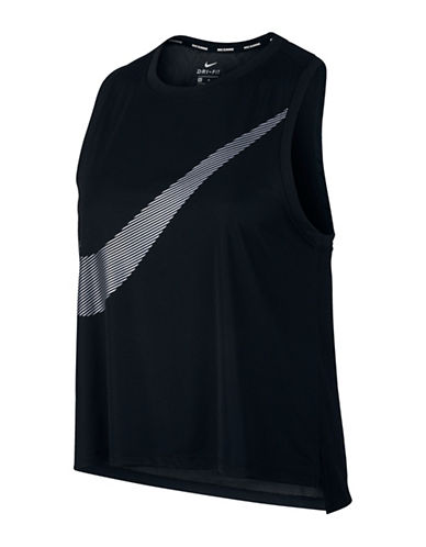Nike Running Tank Top-BLACK-Small 88958492_BLACK_Small