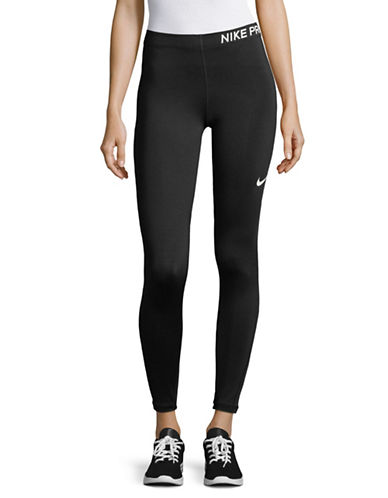 Nike Active Tights-BLACK-Medium
