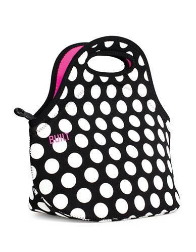 Built Big Dot Insulating Lunch Tote-BLACK-One Size