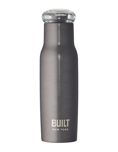 Built Curved Graphic Bottle-CHARCOAL-One Size