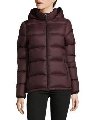 Lightweight Down-Fill Puffer Jacket