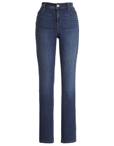 Style And Co. Tummy Control Slim Jeans-PIPER-8
