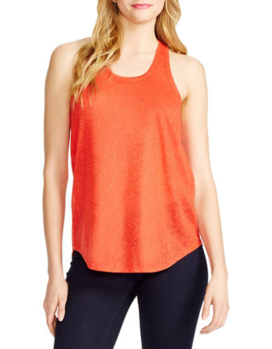 Jessica Simpson Glitter Knit Tank-RED-Large 88420991_RED_Large