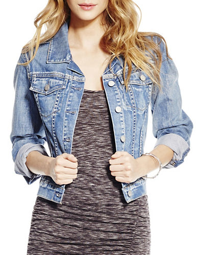 Jessica Simpson Pixie Denim Jacket-BLUE-Small 88662070_BLUE_Small