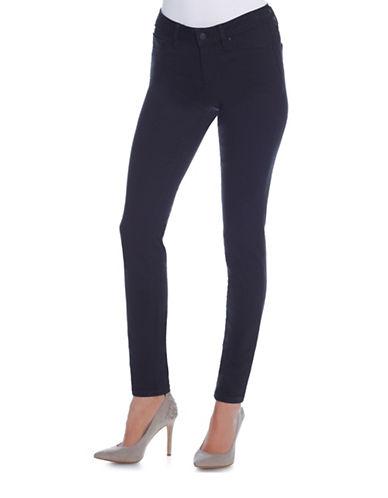Jessica Simpson Kiss Me Skinny Jeans-BLACK-25
