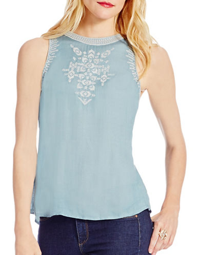 Jessica Simpson Paxti Top-BLUE-Small 88937849_BLUE_Small