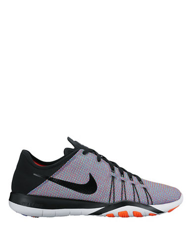 Nike Free TR 6 Print Training Shoes-RED-6 89006548_RED_6