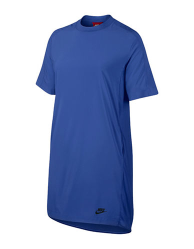 Nike Active Dress-BLUE-X-Small 88618653_BLUE_X-Small